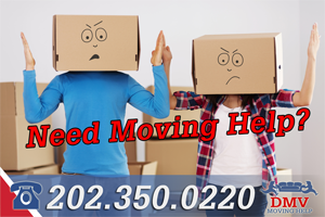 Moving Help DC MD VA