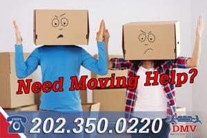 Moving Help DC MD VA